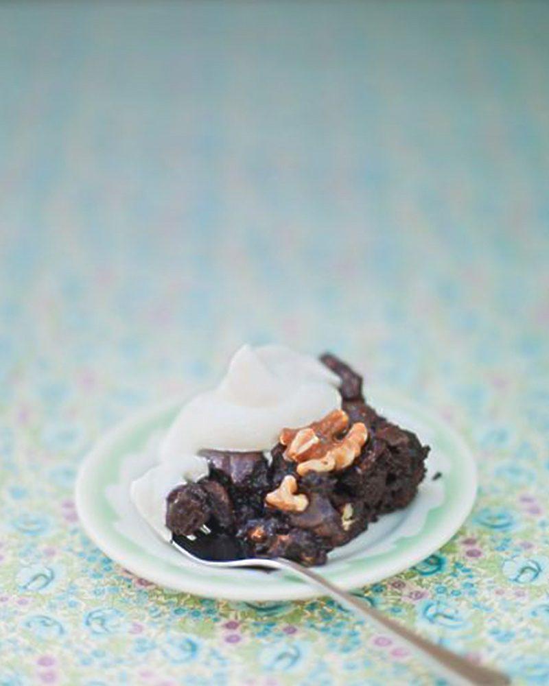 Brownie utan mjöl