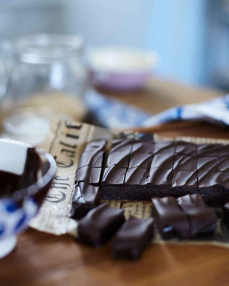 Leilas chokladfudge