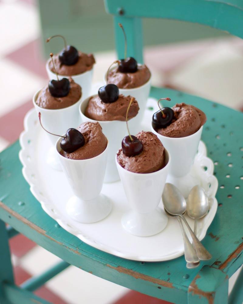 Chokladmousse - Leila