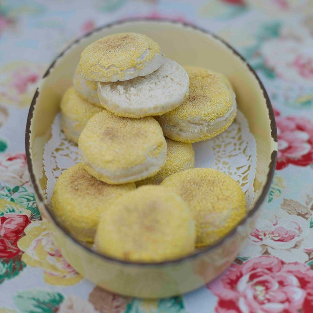 Recept English Muffin