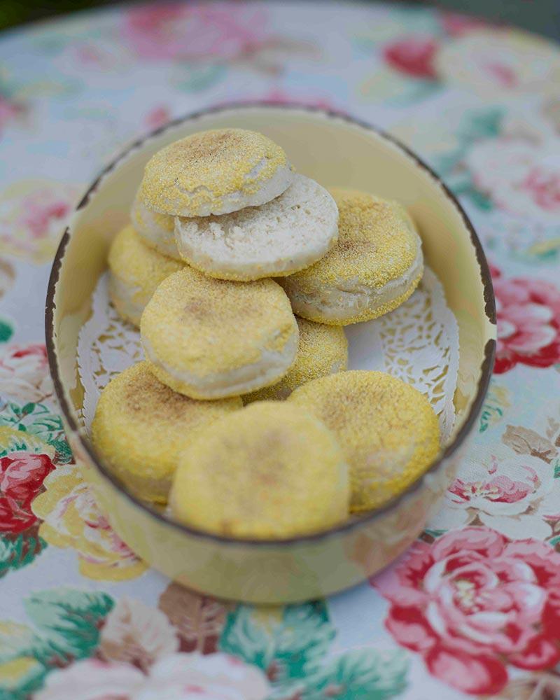 Recept English Muffin