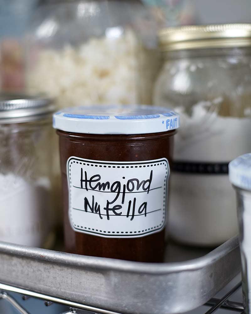 hemgjord-nutella