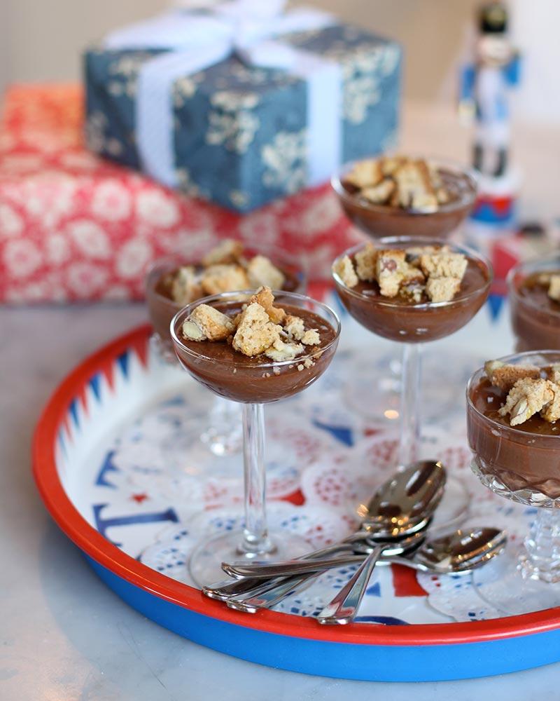 Chokladcreme på mascarpone