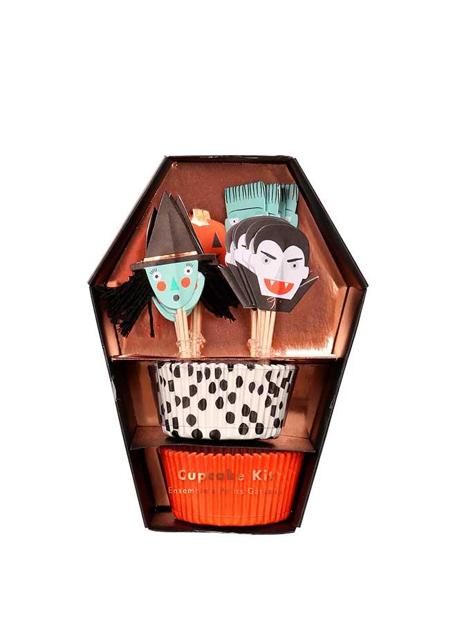 Cupcake Kit – Halloween