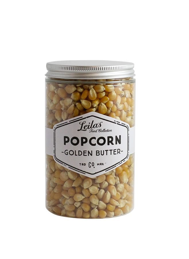 Popcorn Gourmet Golden Butter