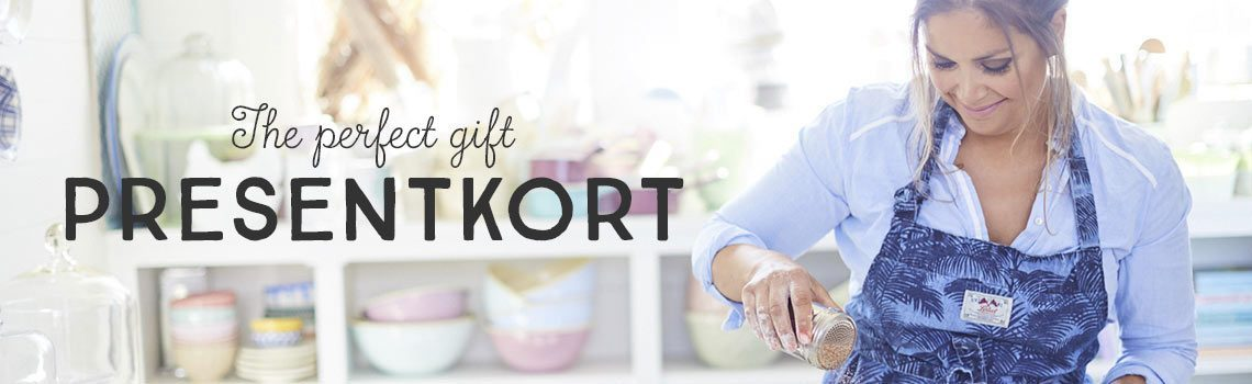 Ge bort ett presentkort - the perfect gift from Leilas General Store