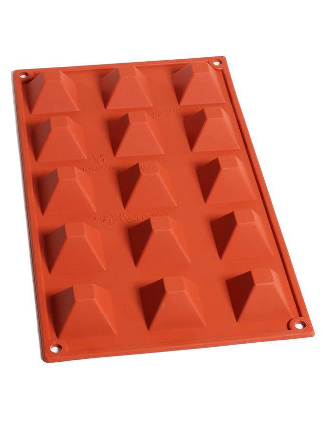 Pralinform Pyramider – Silikonform Silikomart