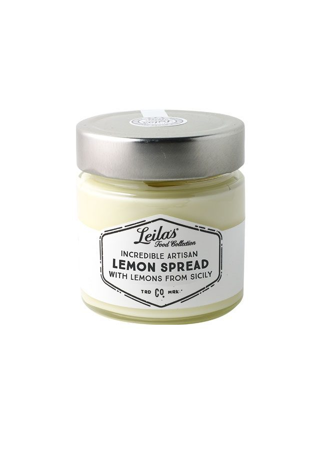 Lemon Spread från Leila's Food Collection