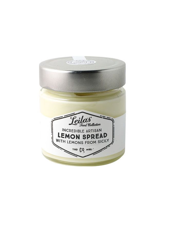 Lemon Spread
