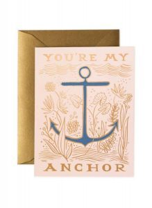 Kort – You are my Anchor!