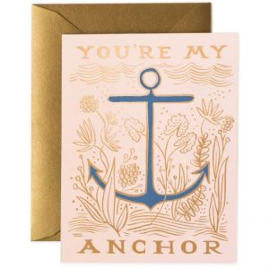Kort – My Anchor – Rifle Paper Co