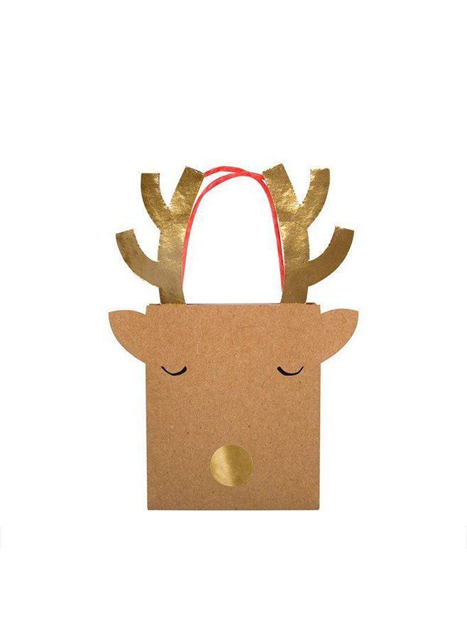 Presentpåsar Reindeer