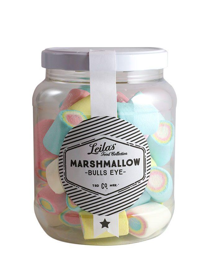 Marshmallow – Bulls Eye