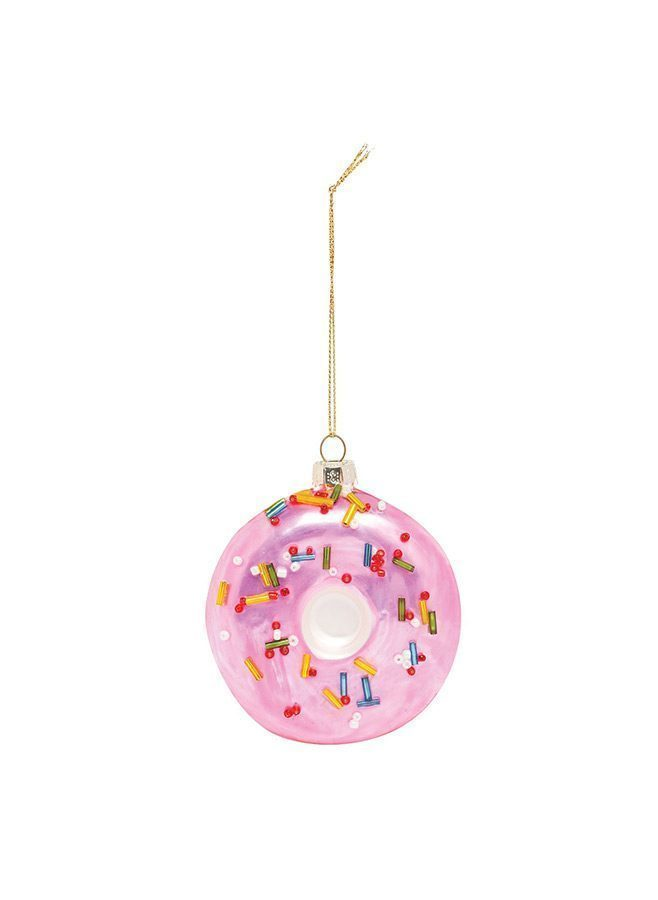 Julgranskula donut