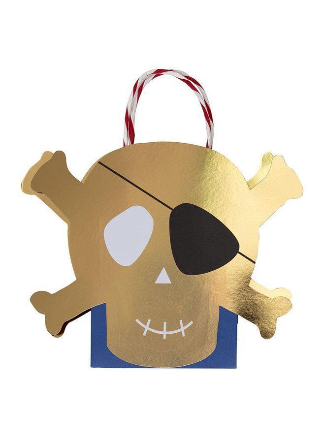 Kalaspåsar pirat - Meri Meri
