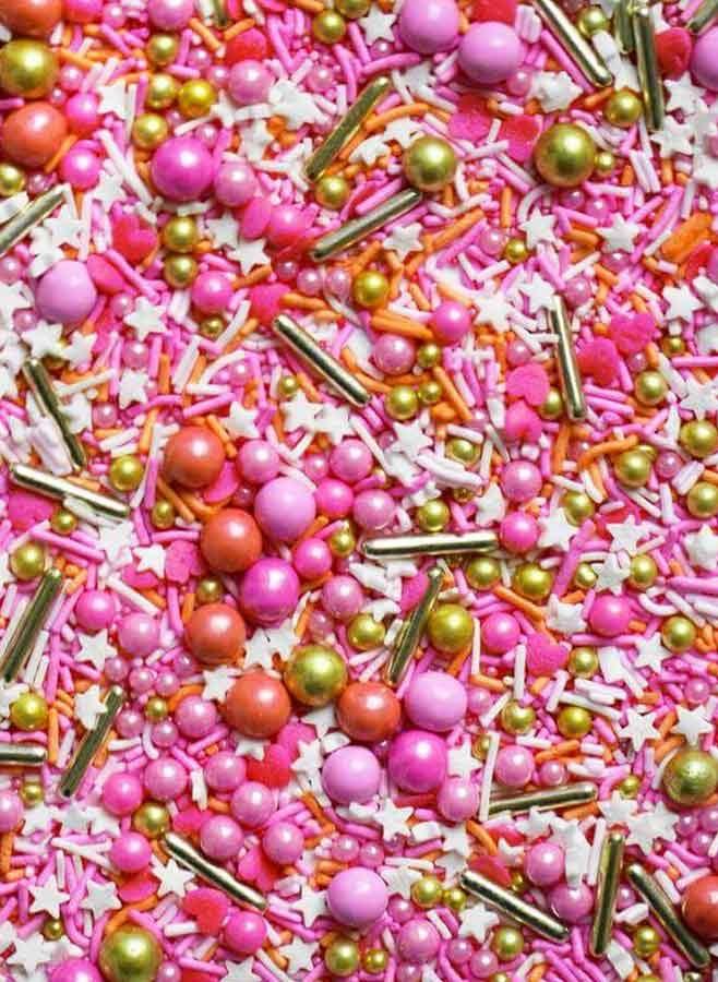 Strössel Peachy kween
