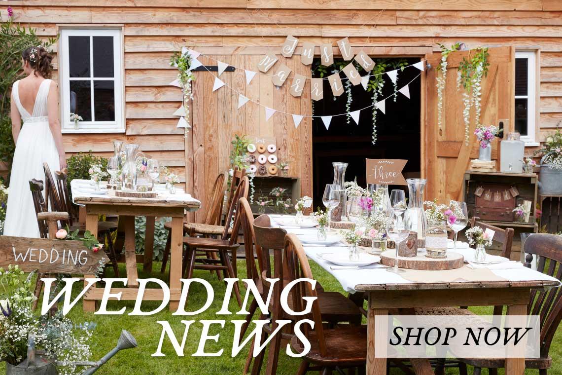 Bröllopsdekorationer - Leilas General Store