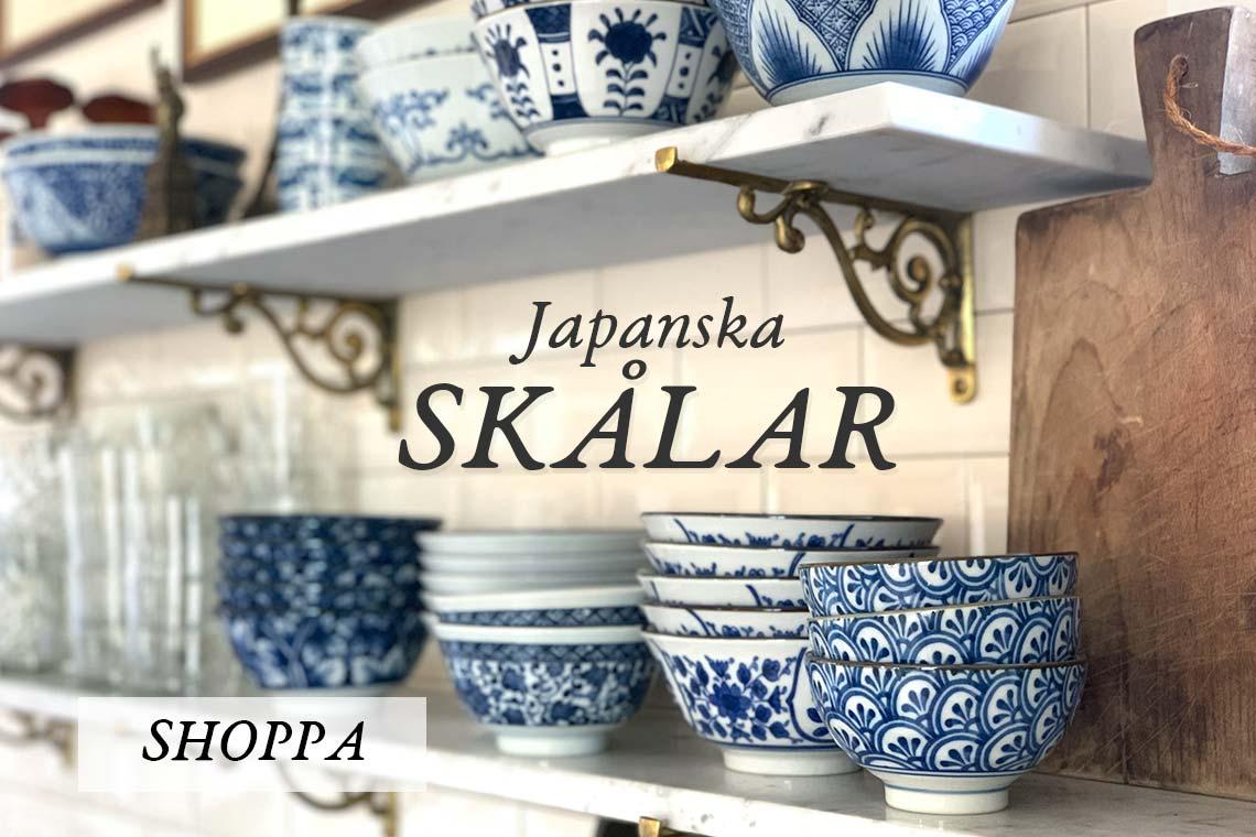 japanska skålar