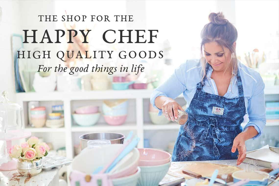 Leilas Generalstore - The shop for the happy chef - Leila Lindholm
