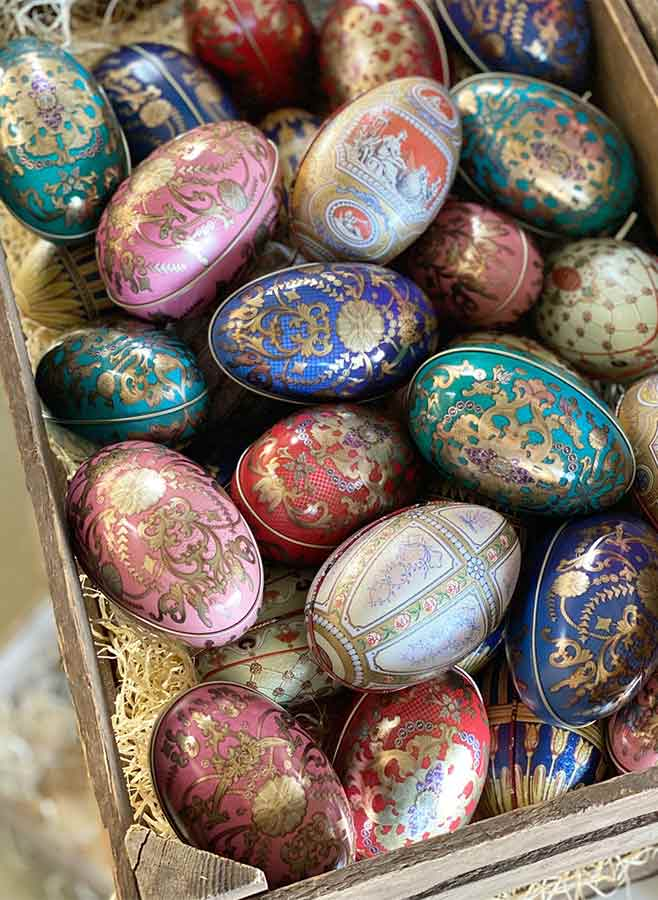 Ryska påskägg Faberge