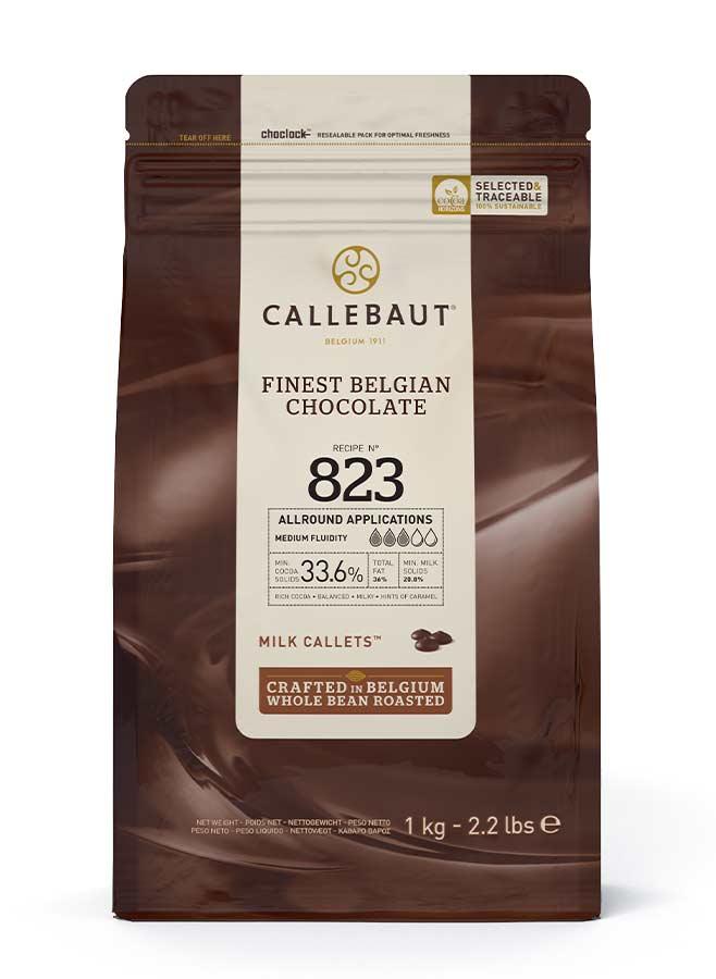 Callebaut 823 choklad