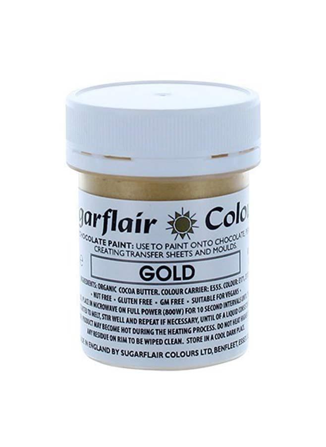 chokladfärg guld