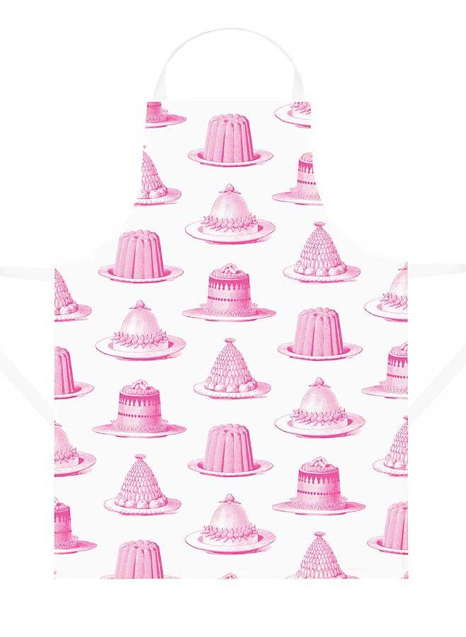 Förkläde rosa Thornback and Peel